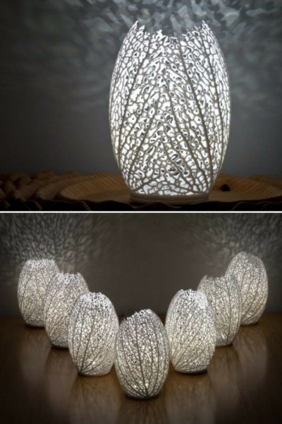 Hyphae Floor Lamp