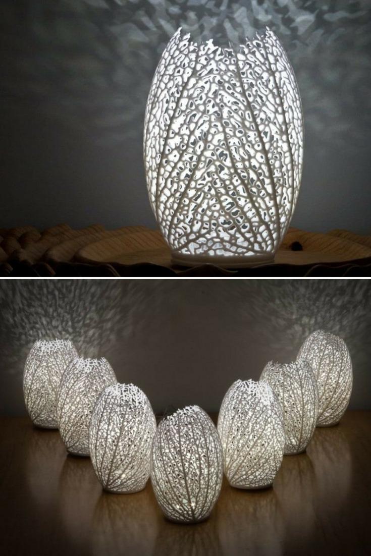 Hyphae Floor Lamp