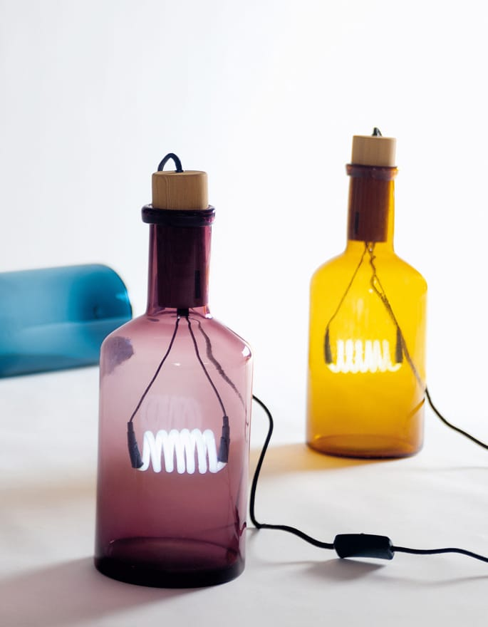 Neon Table Lamp Table Lamps
