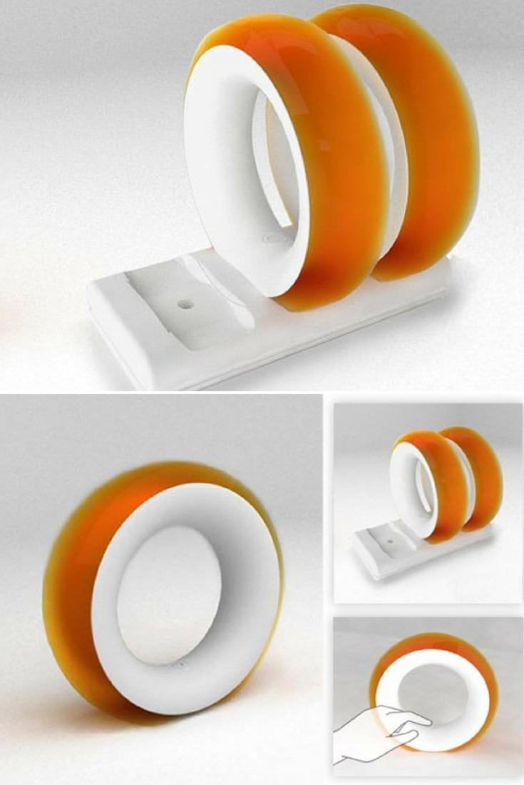 Nomadic Led Design Table Lamp - table-lamps