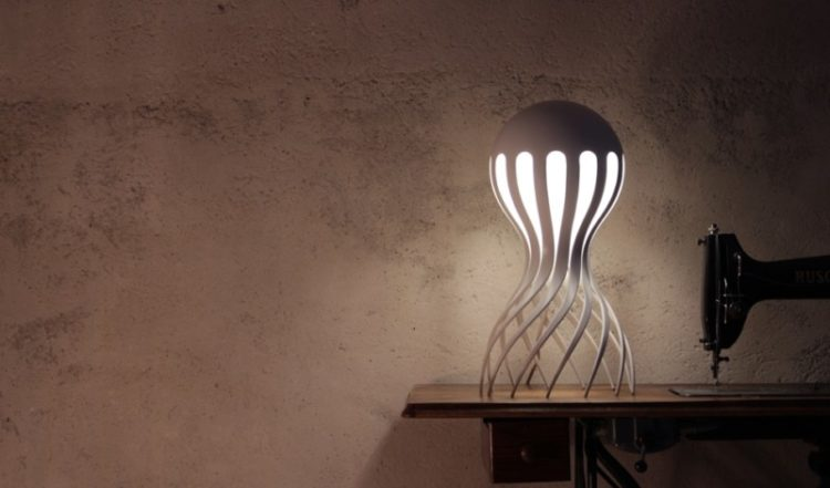 Octopus Modern Floor Lamp