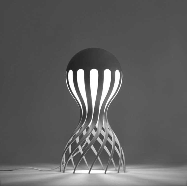 Octopus Modern Floor Lamp - floor-lamps