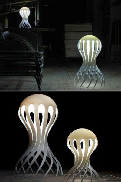 Octopus Modern Floor Lamp