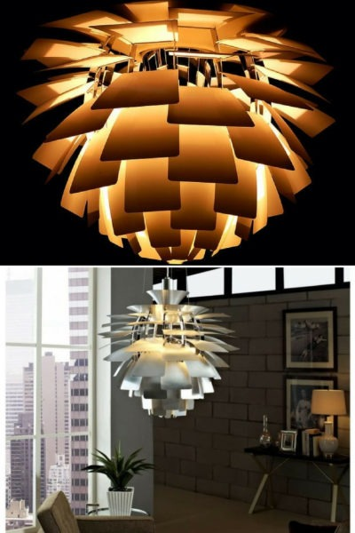 Reflecting Pendant Lighting
