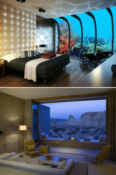 Some of the Best Hotel Light Atmospheres