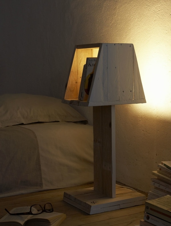 Bedhead Wood Desk Lamp Table Lamps Wood Lamps
