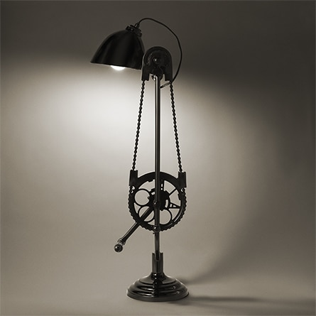 Bicycle Industrial Desk Lamp Table Lamps