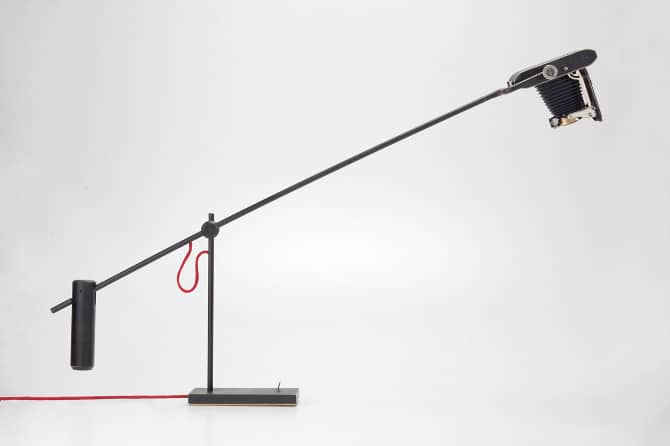 Camera Reborn Desk Lamp Desk Lamps
