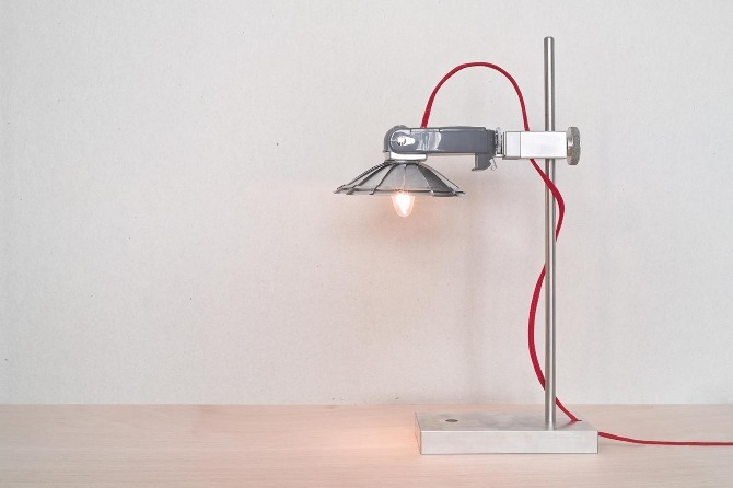 Camera Reborn Desk Lamp - desk-lamps