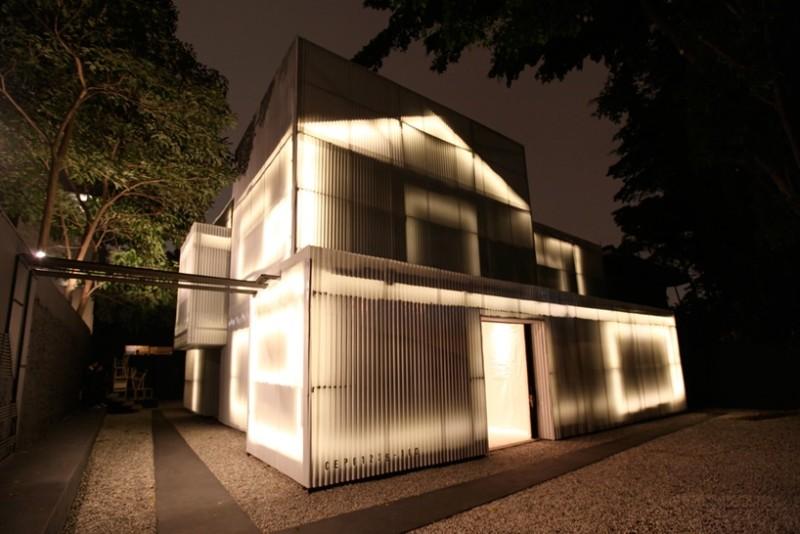 Casa do Lado in sao paulo brazil Outdoor Lighting - outdoor-lighting