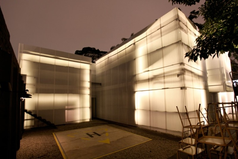 Casa do Lado in sao paulo brazil Outdoor Lighting Outdoor Lighting