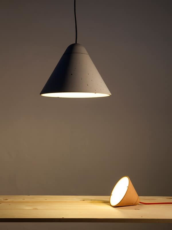 Concrete Pendant Lighting - pendant-lighting