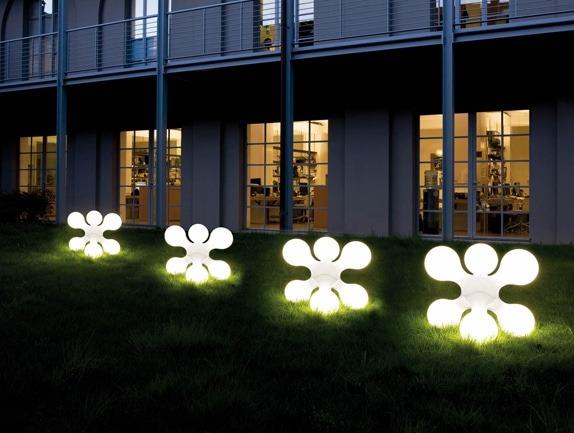 Cool Outdoor Lighting from Kundalini Outdoor Lighting
