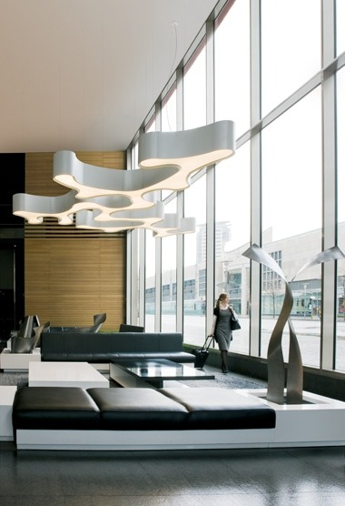Customize your light with Vibia - restaurant-bar, pendant-lighting