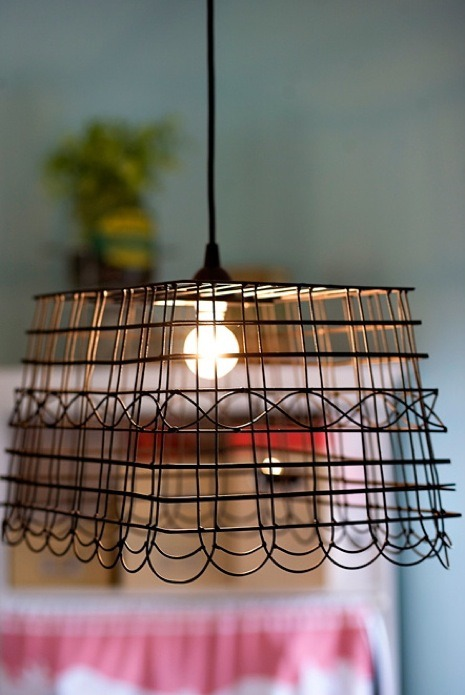15 Ideas to Recycle your Kitchen Tool into Table Lamp - table-lamps