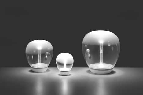 Dome Led Table Lamp Table Lamps