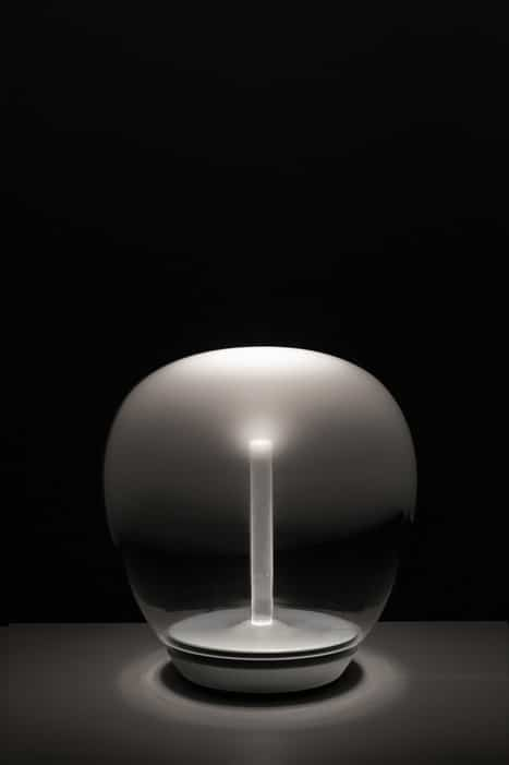 Dome led table lamp id lights dome led table lamp table lamps aloadofball Images