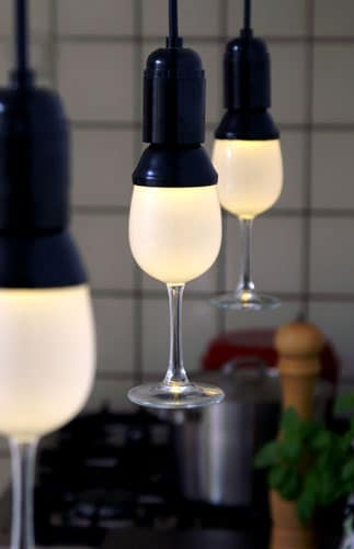Glassbulb Pendant Lighting by OOOMS - pendant-lighting