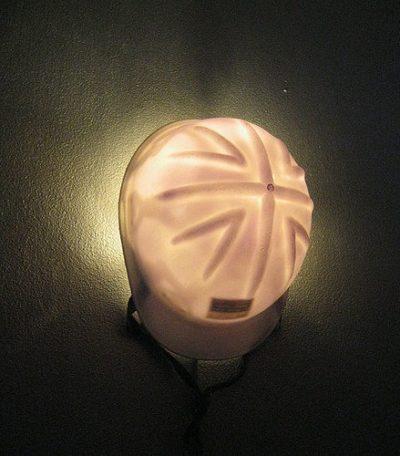 helmet-wall-lamp