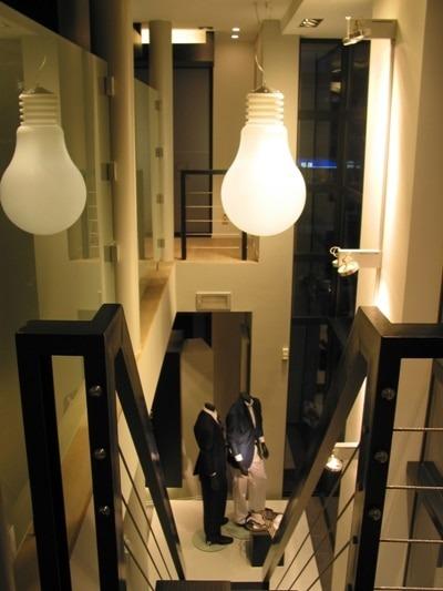 Huge Outdoor Lighting of Eden Design - restaurant-bar, pendant-lighting, outdoor-lighting