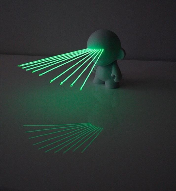 Kidrobot Bedside Desk Lamp Desk Lamps