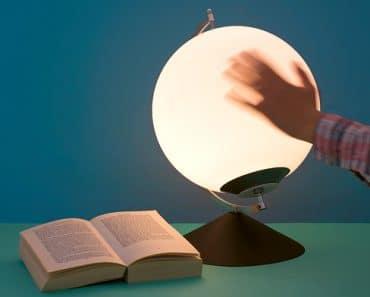 Kinetic Lamp