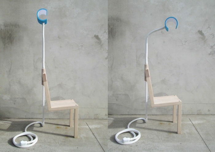 Lambent Chair Floor Lamp Floor Lamps Wood Lamps