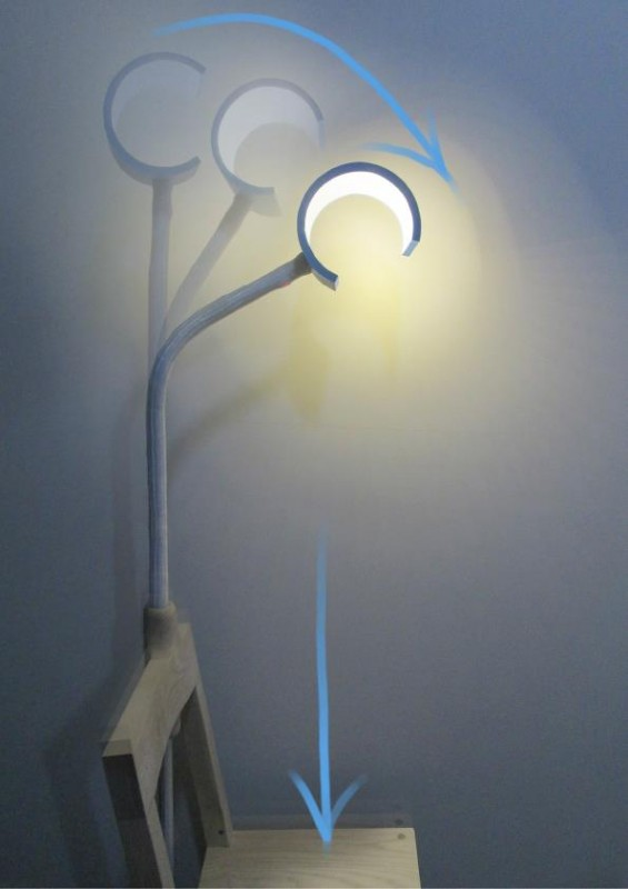 Lambent Chair Floor Lamp Id Lights