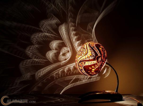 Lighting Gourd Desk Lamps Id Lights