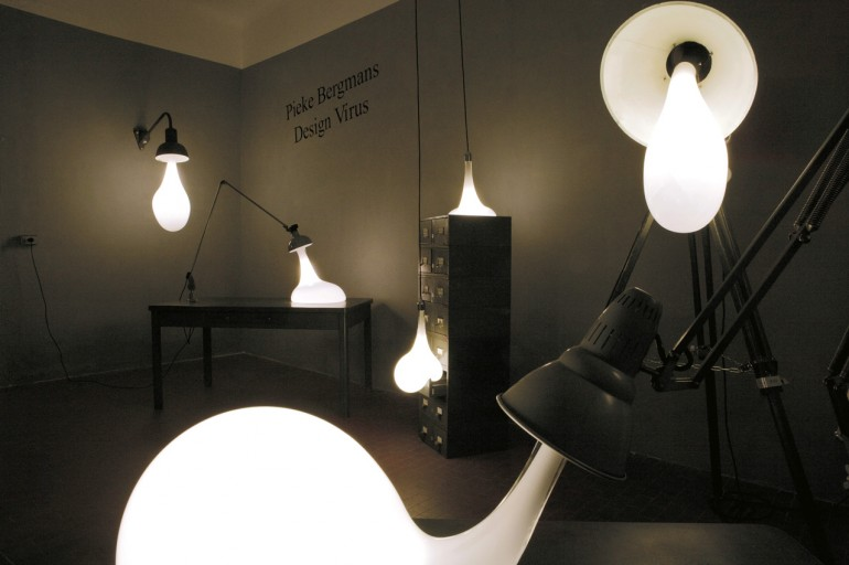 Liquefied bulbs Floor and Wall Lamps Floor Lamps