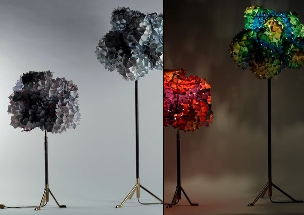 Living Pixels Vintage Table Lamp Table Lamps