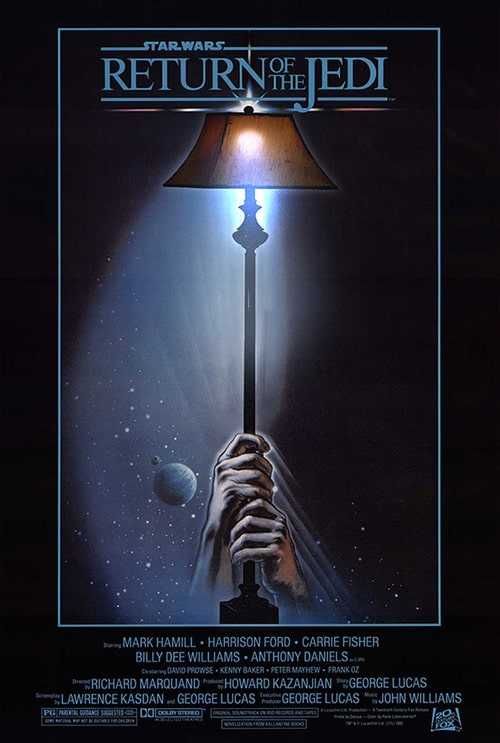 Movie Posters Get Mashed Up With Lamps Id Lights