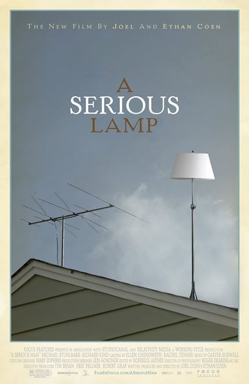 Movie Posters Get Mashed Up With Lamps Floor Lamps