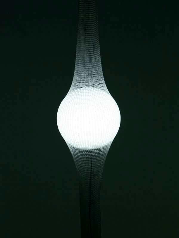 Net Pendant and Floor Lamp Floor Lamps Pendant Lighting