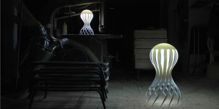 Octopus Modern Floor Lamp - floor-lamps