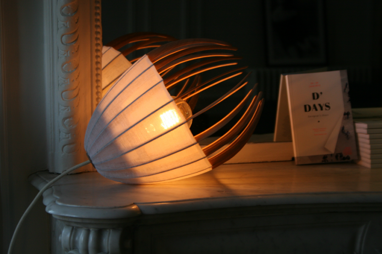 OE Wood Desk Lamp - wood-lamps, table-lamps