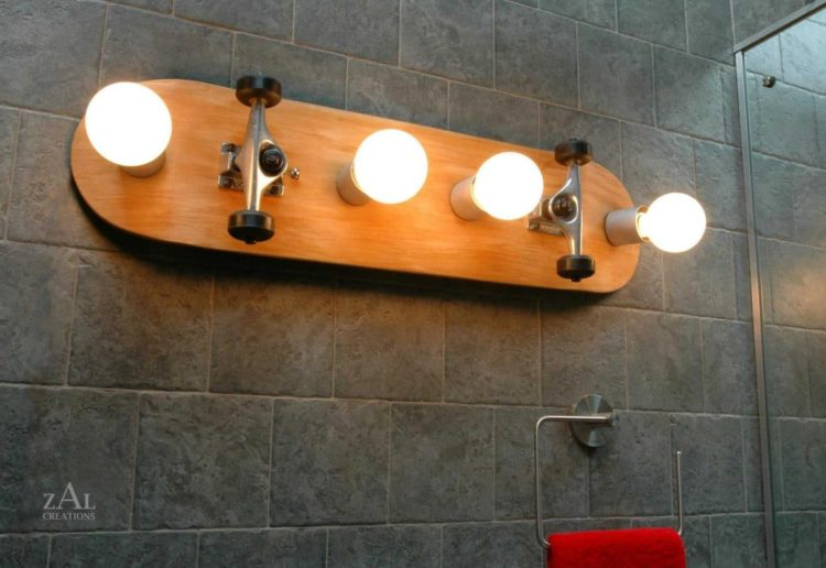 Recycled Ceiling Lights from ZAL Creation Flush Mount Lighting