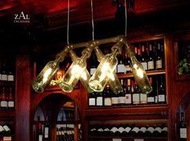 Recycled Ceiling Lights from ZAL Creation - flush-mount-lighting