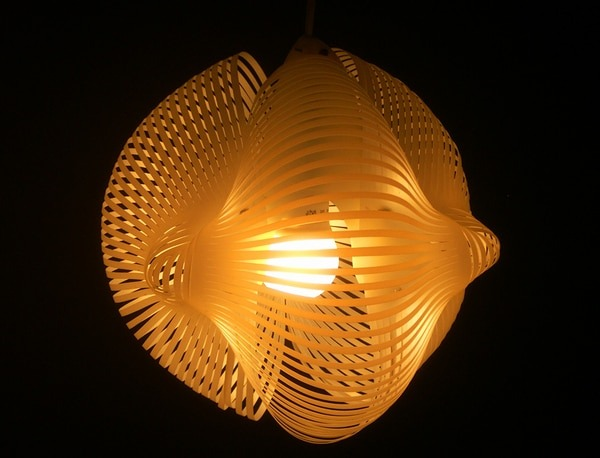Self Compiling Pendant Lighting - pendant-lighting