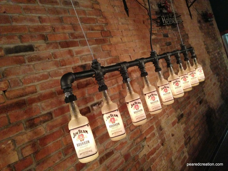 Steam Bottle Industrial DIY Pipe Lamp - table-lamps