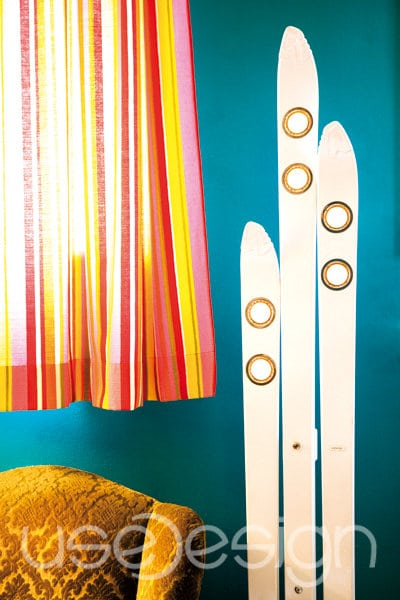 UseDesign Ski Floor Lamp - floor-lamps