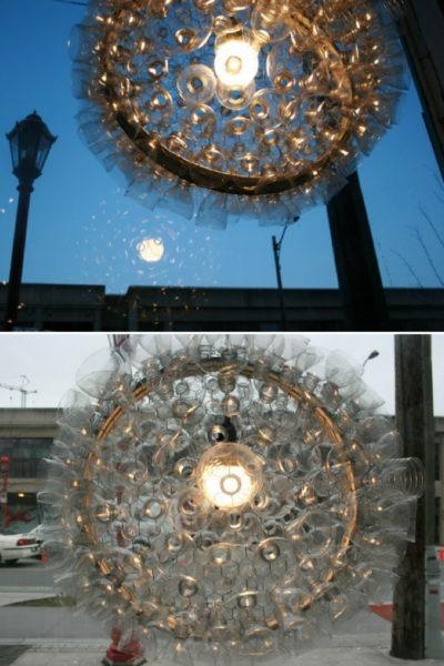 150 Glasses Lamp