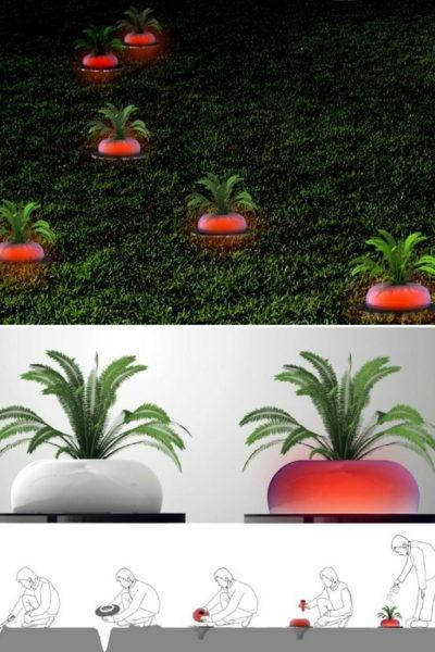 Mario Garden Solar Outdoor Lighting
