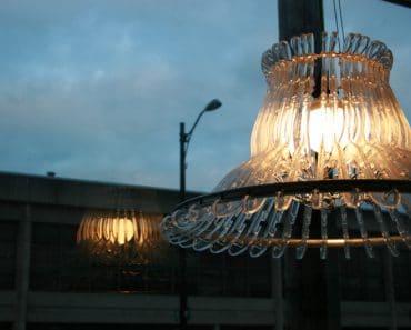 Plastic Hangers Lamp-1