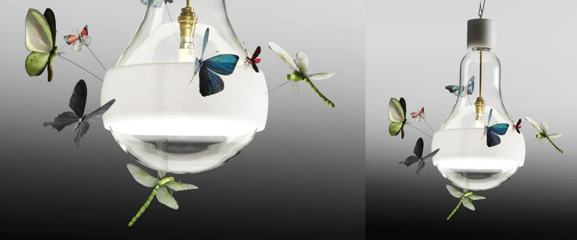 Butterfly Modern Pendant Lighting