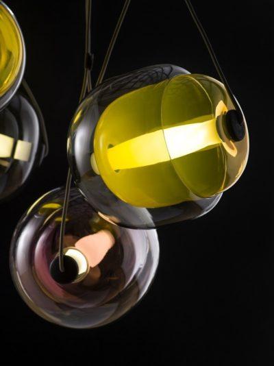 Capsula Design Pendant Lighting