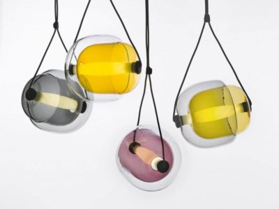 Capsula pendant light