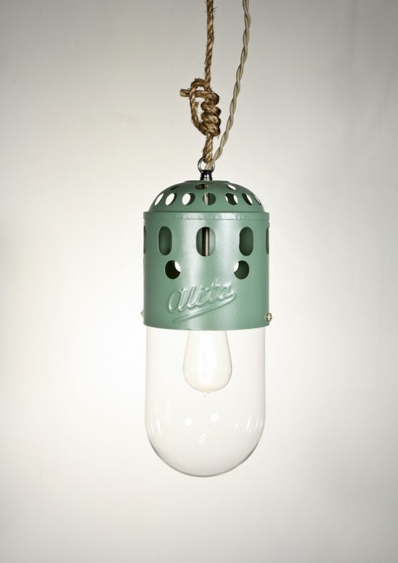 Recycled Gaz Pendant Lighting - pendant-lighting