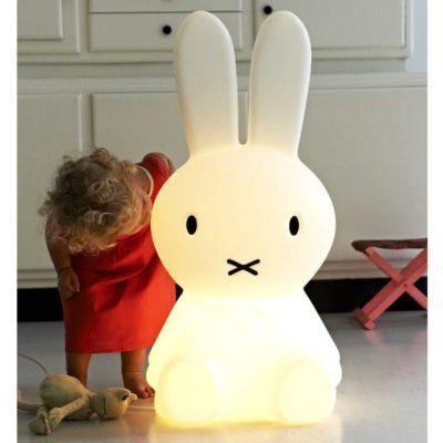 Giant Miffy Lamp