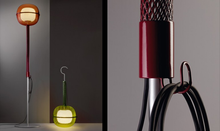 Grid Design Floor Lamp Floor Lamps
